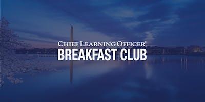 CLO Breakfast Club - Washington, D.C. 2019