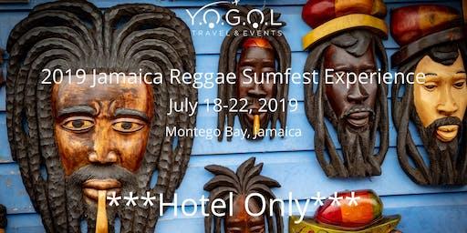 Reggae Sumfest 2019 Weekend Getaway (Hotel Only)