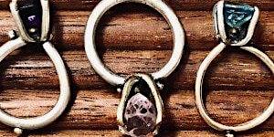 Rockstar Rocks Claw Stonesetting - DIY Genuine Gem Stone Set Jewellery Ring Class