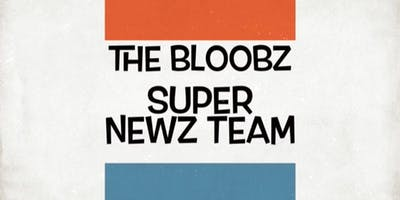 Improv Comedy Show: The Bloobz Super Newz Team