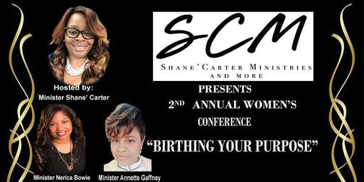 Birthing Your Purpose Women's Conference Registration
