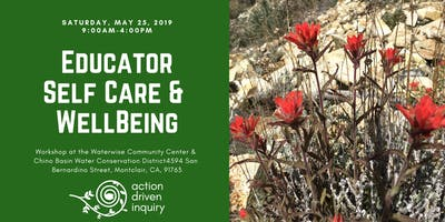 Educator  Self-Care & Wellbeing Workshop