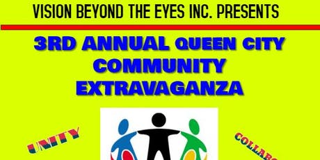 3rd Annual Queen City Community Extravaganza tickets
