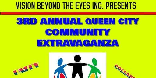 3rd Annual Queen City Community Extravaganza