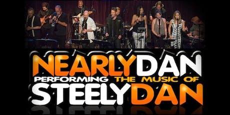 Nearly Dan The Music of Steely Dan tickets
