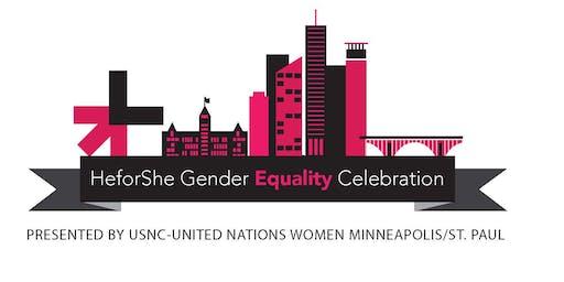 HeforShe Gender Equality Celebration