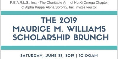 18th Maurice M. Williams Scholarhip Brunch