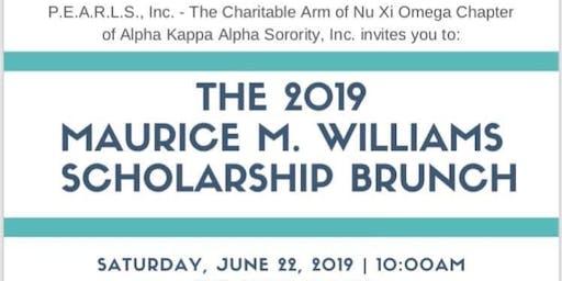 18th Maurice M. Williams Scholarhip Brunch