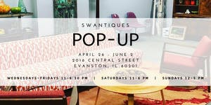 Swantiques Spring Pop-Up