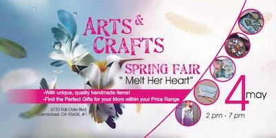 Arts and Craft Spring Fair