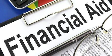 FREE College Planning Workshop-Financial Aid 101 Understanding College Costs tickets