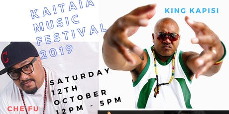 Kaitaia Music Festival 2019 tickets