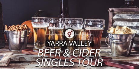 Beer & Cider Singles Tour | F 30-46, M 34-49 | June tickets