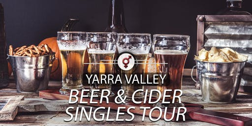 Beer & Cider Singles Tour | F 30-46, M 34-49 | June