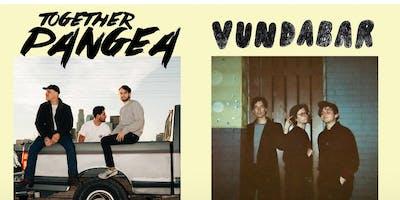 together PANGEA / Vundabar @ Velvet Jones
