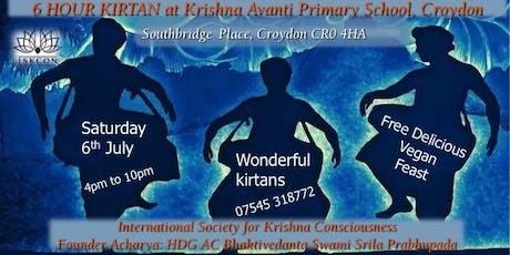 6 Hour Kirtan / Mantra Meditation tickets