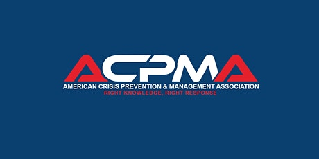 Crisis Prevention Intervention Instructor Training tickets