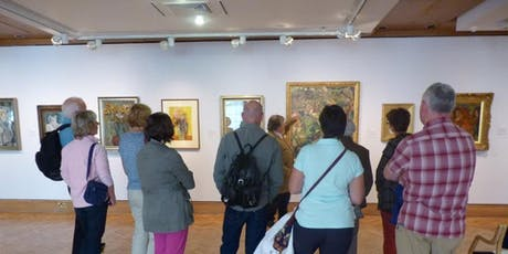 Victoria Crowe: Descriptive tour for visually impaired visitors tickets