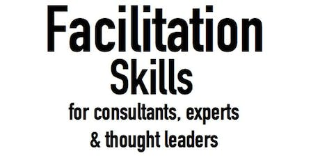 MELBOURNE - Facilitation Skills - for consultants, experts & thought leaders tickets