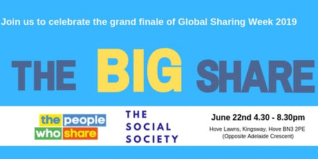 The Big Share tickets