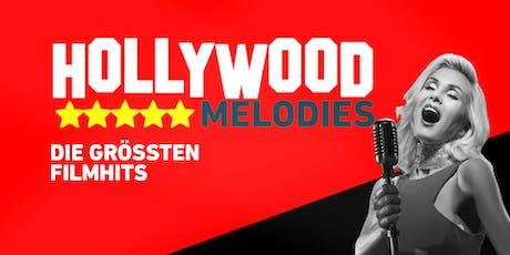 HOLLYWOOD MELODIES - Die größten Film-Hits aller Zeiten | Mannheim Tickets