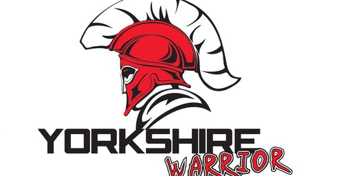 YORKSHIRE WARRIOR 15th SEPTEMBER 2019