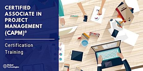 CAPM Certification Training in Billings, MT tickets