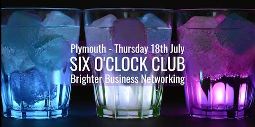 Plymouth - July Six O'Clock Club
