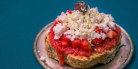 Tour gastronómico por Atenas en español entradas