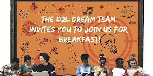 Awaken 2 Dream Fundraising Breakfast