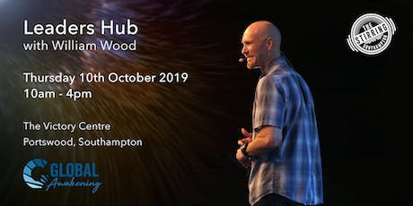 GA Leaders Hub with William Wood tickets