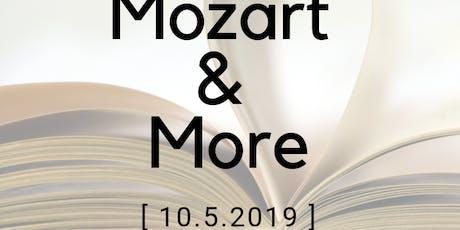 Liberty Symphony Presents Mozart & More tickets