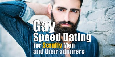 Gay Speed Dating for Scruffy Guys - Mon 5/20