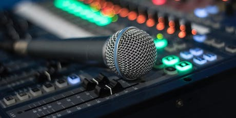Introduction To Introductions Microphone Workshop tickets