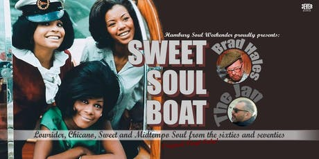 SWEET SOUL BOAT presented by Hamburg Soul Weekender Tickets