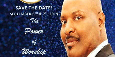 P.O.W. 2019.  The Power of Worship Conference 2019.  He's WORTH IT! tickets