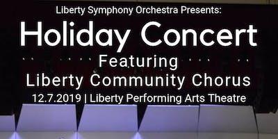 Liberty Symphony's Holiday Concert