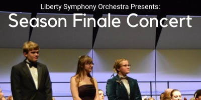 Liberty Symphony Orchestra's Season Finale Concert