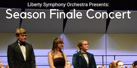 Liberty Symphony Orchestra's Season Finale Concert tickets