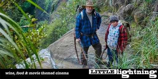 Hunt for the Wilderpeople [inc. glass of wine & 2 course dinner]