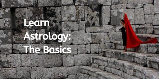 Learn Astrology: The Basics