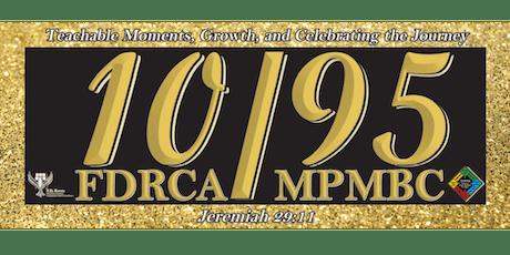 Mount Pisgah Missionary Baptist Church 10/95 Anniversary Gala tickets