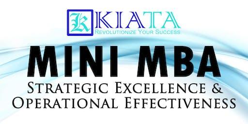 Strategic Excellence & Organizational Effectiveness