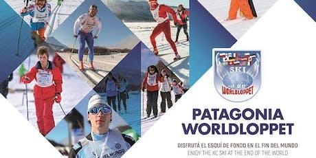 Worldloppet - 2019 -Entry - Inscripción - Ushuaia Loppet 50 km - Marchablanca 25 km entradas