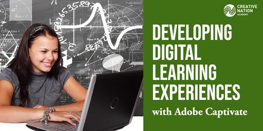 Developing Digital Learning Experiences with Adobe Captivate
