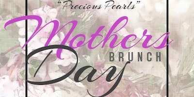 Precious Pearls Mother's Day Brunch-VENDOR SPACE ONLY