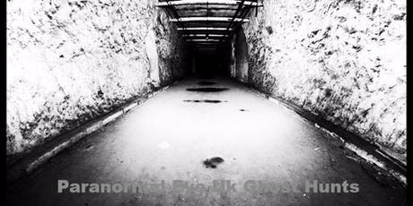 Drakelow Tunnels Ghost Hunt Kidderminster Paranormal Eye UK  tickets