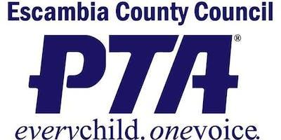 2019 Escambia County PTA Leadership Training & Vendor Fair