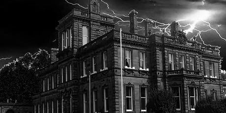 Endcliffe Hall Sheffield Ghost Hunt Paranormal Eye UK  tickets