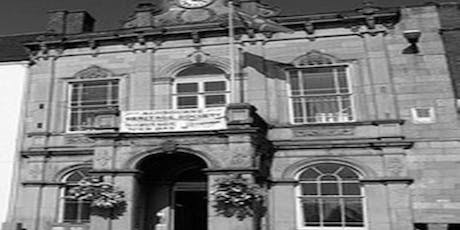 Ashbourne Town hall, Derbyshire Ghost Hunt Paranormal Eye UK  tickets